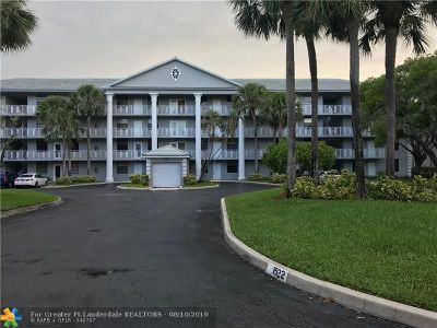Davie Condo/Townhouse For Sale: 1522 Whitehall Dr #105