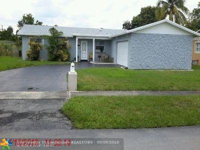 Lauderhill Single Family Home Backup Contract-Call LA: 4370 NW 12th Ct