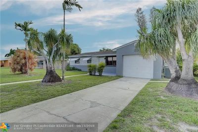 Miramar Single Family Home For Sale: 2250 SW 67th Ter