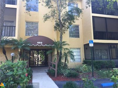 Boca Raton Condo/Townhouse For Sale: 490 NW 20th St #317