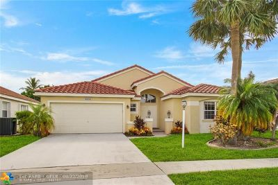 Boca Raton Single Family Home For Sale: 18804 Caspian Cir