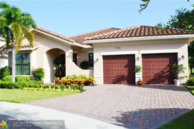 Parkland Single Family Home For Sale: 7751 Red Bay Ln