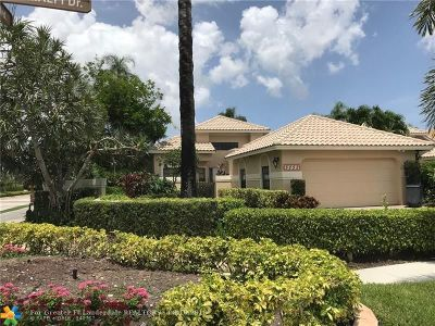 Boca Raton Single Family Home For Sale: 5253 Via De Amalfi Drive