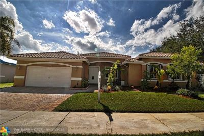 Miramar Single Family Home For Sale: 3600 SW 145th Ter