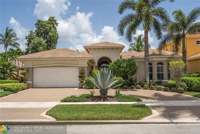 Delray Beach Single Family Home For Sale: 16391 Braeburn Ridge Trl