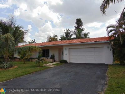 Coral Springs Single Family Home For Sale: 4010 NW 76th Ave