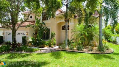 Boca Raton Single Family Home For Sale: 10301 Lexington Estates Blvd