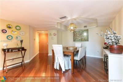 Aventura Condo/Townhouse For Sale: 21205 Yacht Club Dr #609