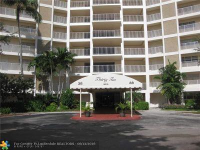 Pompano Beach FL Condo/Townhouse For Sale: $139,000