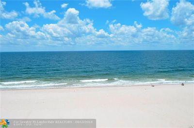 Rental For Rent: 3800 Galt Ocean Dr #505