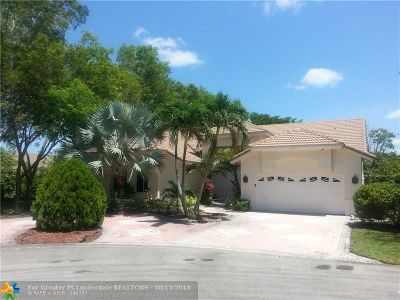 Coral Springs Rental For Rent: 12737 NW 18th Pl