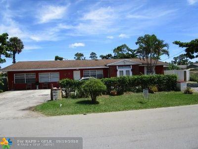 West Palm Beach Single Family Home For Sale: 410 Avocado Ave