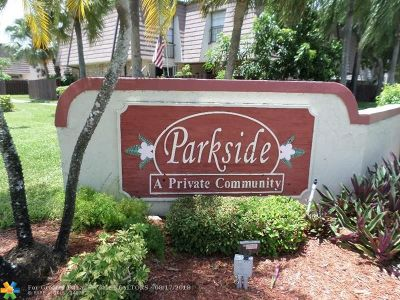 Coral Springs Condo/Townhouse Backup Contract-Call LA: 2568 NW 99th Ave #2568