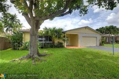 Oakland Park Single Family Home Backup Contract-Call LA: 1737 NW 36th Ct