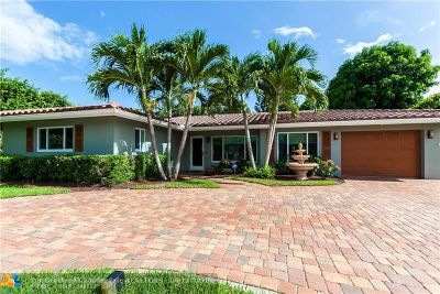 Boca Raton Single Family Home For Sale: 1260 SW 4th St