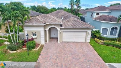 Coral Springs Rental For Rent: 5843 NW 123rd Ave