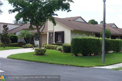 Boca Raton Condo/Townhouse For Sale: 8041 Summerview Ter #8041