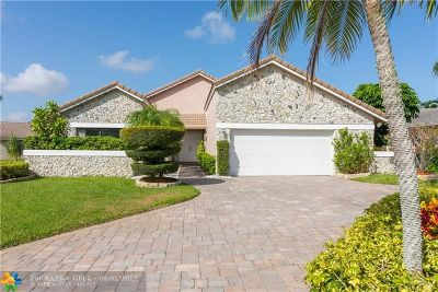 Boca Raton Single Family Home For Sale: 10211 Crosswind Rd