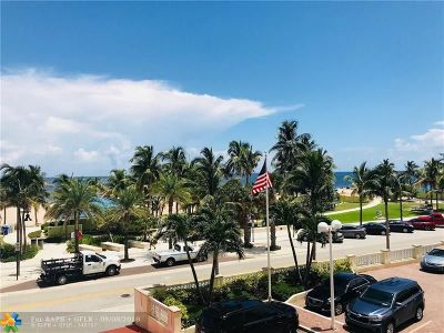Pompano Beach Condo/Townhouse For Sale: 111 N Pompano Beach Blvd #408