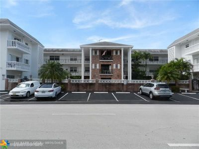 Fort Lauderdale Condo/Townhouse For Sale: 2500 NE 9th St #104