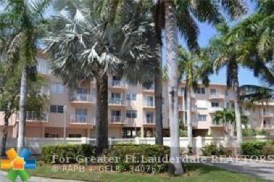 Pompano Beach Condo/Townhouse For Sale: 1967 S Ocean Blvd #318 C