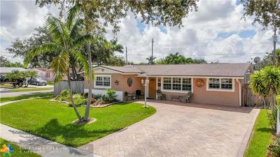 Cooper City Single Family Home For Sale: 5091 SW 94th Ter