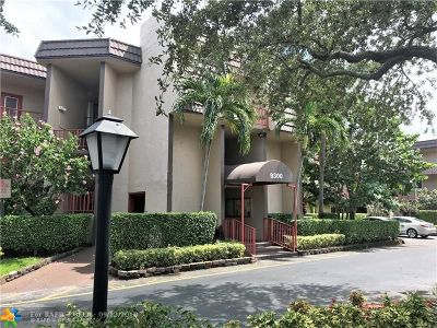 Tamarac Condo/Townhouse For Sale: 9300 Lime Bay Blvd #207