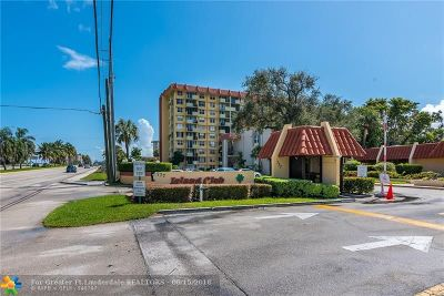 Pompano Beach Condo/Townhouse For Sale: 777 S Federal Hwy. #216-C