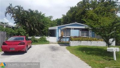Wilton Manors Multi Family Home For Sale: 707+709 NE 22nd Dr