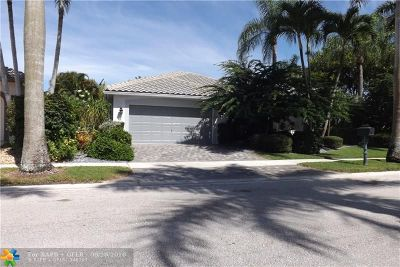 Weston Single Family Home For Sale: 2517 Golf View Dr