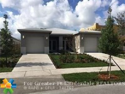 Fort Lauderdale Single Family Home For Sale: 741 NW 2nd Ave