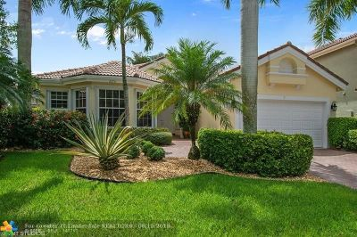 Coral Springs Single Family Home For Sale: 6270 NW 125th Ave