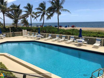 Pompano Beach FL Condo/Townhouse For Sale: $425,000