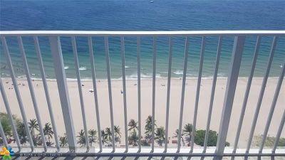 Pompano Beach Rental For Rent: 111 Briny Ave #PH-1