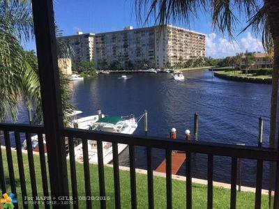 Pompano Beach FL Condo/Townhouse For Sale: $358,000