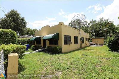 Miami Single Family Home For Sale: 7620 NE 3rd Ct