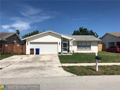 Deerfield Beach Single Family Home For Sale: 326 SW 34th Ave