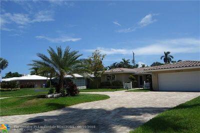 Pompano Beach FL Single Family Home For Sale: $509,000
