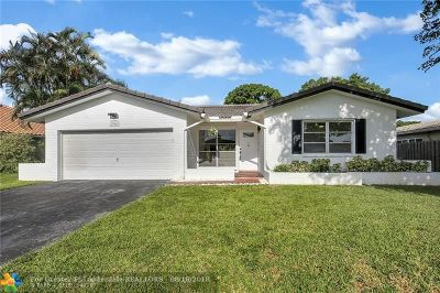 Broward County Single Family Home For Sale: 1946 NW 83rd Dr