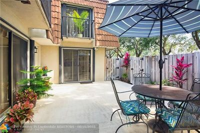 West Palm Beach Condo/Townhouse For Sale: 175 Heritage Way #175