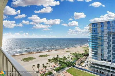 Condo/Townhouse Sold: 750 N Ocean Blvd #1905