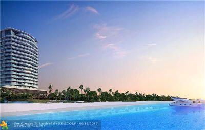 Pompano Beach FL Condo/Townhouse For Sale: $2,395,000