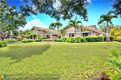 Coral Springs Single Family Home For Sale: 5022 NW 82nd Ter