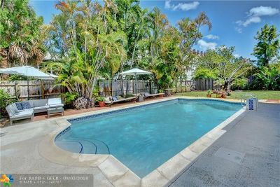 Fort Lauderdale FL Single Family Home For Sale: $349,900