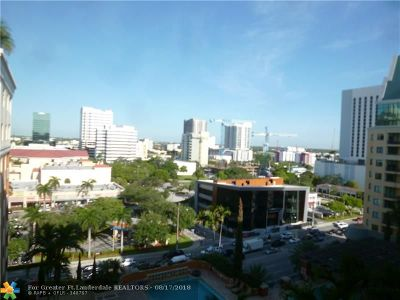 Fort Lauderdale FL Condo/Townhouse For Sale: $340,000
