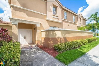 Miramar Condo/Townhouse For Sale: 15621 SW 43rd St #156