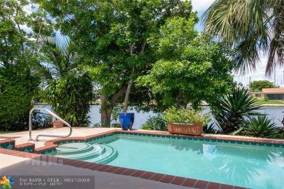 Wilton Manors Single Family Home For Sale: 1001 NW 30th St