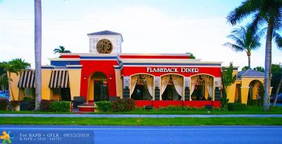 Boca Raton Commercial For Sale: 1450 N Federal Hwy