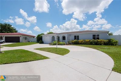 Boca Raton FL Single Family Home For Sale: $405,000