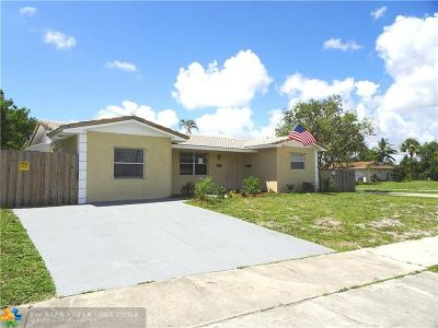 Deerfield Beach Single Family Home Backup Contract-Call LA: 830 SW 12th Ct